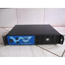 Potência Amplificador Machine Wvox A2500 600w Rms