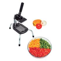 Picador E Cortador De Legumes Frutas Saladas Batata Palito