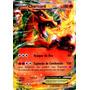 Carta Pokemon - Charizard Ex - Xy Flash De Fogo