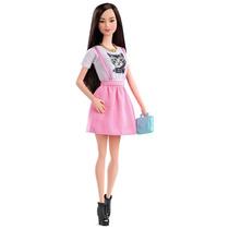 Barbie Fashionistas 2016 - Neko - Asiática - Nova E Lacrada