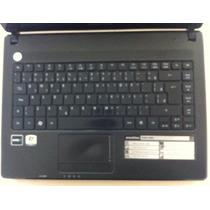 Carcaça Notebook Emachines D442-v081