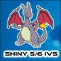 Pokemon X Y Ômega 3ds Shiny 5/6iv Promoção De Inauguração!