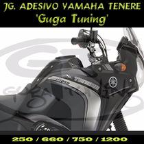 Adesivo Yamaha Tenere ( Guga Tuning) 250 / 660 / 750 / 1200
