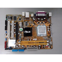 Placa Mãe Asus P5gc-mx Lga 775 Ddr2 Fsb 1333 Core 2 Duo Quad