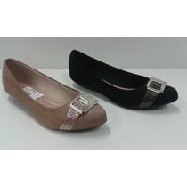 Sapato Feminino Beira Rio Conforto Liquidação Cod 40719