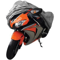 Capa Protetora Para Cobrir Moto 100% Impermeável Anti Uv