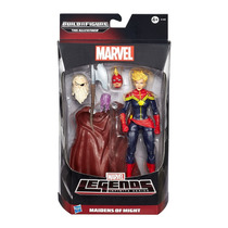 B0438 Marvel Legends Avengers 6 - Cap. Marvel