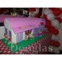 Casa Da Minnie Decoração Festa Infantil