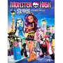 Dvd Monster High - Scaris Cidade Sem Luz - Original Lacrado