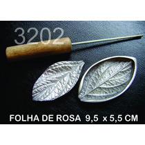 Frisador Eva Folha De Rosa 3202 Frete Grátis