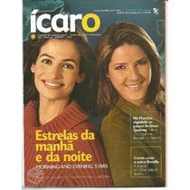 Revista Ícaro De Bordo Da Varig - Agosto De 2005 Nro 252