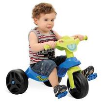 Triciclo Infantil Menino Velotrol Motoca