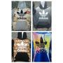 Blusa Moleton Adidas Estampas Floral Masculina