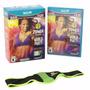Zumba World Party + Fita Fitness Belt - Novo Lacrado - Wii U