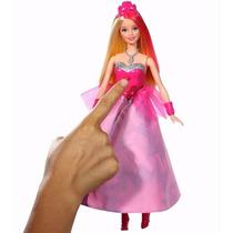 Barbie Filme Barbie Super Princesa - Mattel Promoçâo!!!