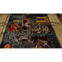 Sambas Enredo Do Carnaval Do Rio De 1976 - Lp