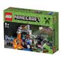 Lego 21113 - Minecraft- A Caverna - 249pç-no Brasil