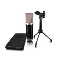 Microfone M-audio Usb Condensador Vocal Studio Lançamento