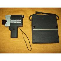 Filmadora Antiga Bencini Comet Super 8 - F 16mm - 1:2,8