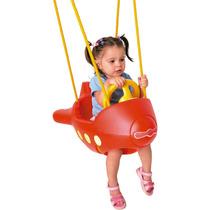 Brinquedo Balanço Gangorra Aviao Playgroud Xalingo Bebe Stor