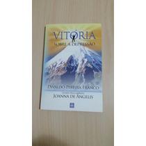 Livro: Vitoria Sobre A Depressão - Divaldo Pereira Franco