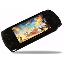 Video Game Portátil Multimedia Mp3 Mp4 Mp5 Psp Novacom