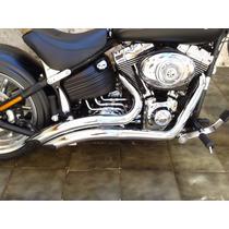 Big Radius 2 Em 2 Harley Fat Boy Dyna Heritage Hd 883 E 1200