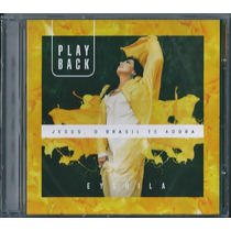 Playback Eyshila - Jesus, O Brasil Te Adora * Original