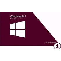 2 Licença Windows 8.1 Enterprise - Original + Nfs-e
