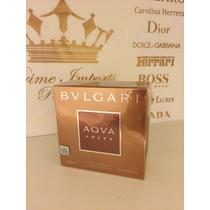 Perfume Bvlgari Aqva Amara 100 Ml - Original E Lacrado!