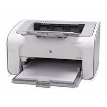 Impressora Hp Pro Laserjet P1102 Monocromática