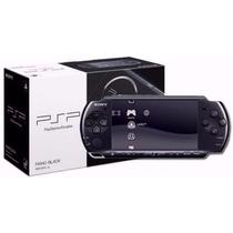 Playstation Psp Slim Sony 3006 Novo Com Nota Fiscal