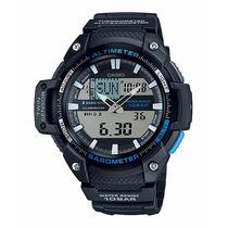 Relógio Casio Sgw-450h-1a Altimetro Barometro Garantia