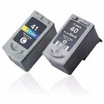 Cartucho Pg 40 + 41 Ip1900 Ip2200 Ip2500 Ip2600 Ip1300 S