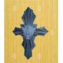 Divino Espirito Santo Resplendor De Madeira 65 X 35cm