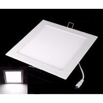 Painel Plafon Luminária Led Slim 25w Escritório Cozinha