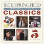 Cd Rick Springfield Original Album =import= Novo Lacrado