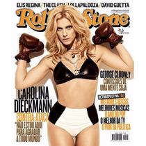 Revista Rolling Stone - Nº 64 - Carolina Dieckmann