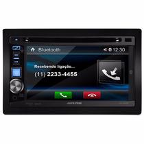 Multimidia Alpine 530 Rca Radio Fm Am Usb Bluetooth Dvd Mp3