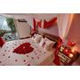 Petalas De Rosa Artficial Com 1000 Unidades Cor Vermelha