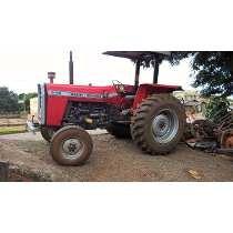 Vendo Trator Massey Ferguson Ano 1991