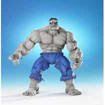 Hulk Cinza Serie Icons - Marvel Legends - Toy Biz - Raro