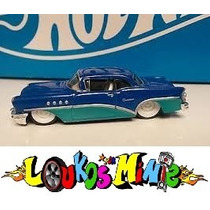 Maisto 1955 Buick Century Allstars Series 10 Loose Borracha