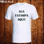 15 Camisetas Personalizadas - Crie Sua Própria Estampa