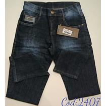 Calça Jeans Oppnus Masculina Modelo Alicate Coleção 2016