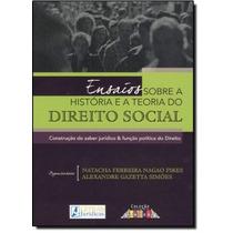 Ensaios Sobre A História E A Teoria Do Direito Social