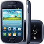Galaxy Fame Duos Gt-s6812 Azul Wifi 3g 4gb 5mpx Dual Chip+nf