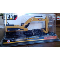 Retroescavadeira Miniatura Caterpillar 1/64 Cat385c , Top!!!