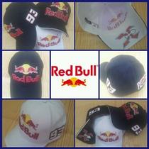 Kit Com 5 Bonés Red Bull Promoção Atacado Fluxo Grifes