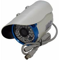 Câmera Profissional Infra Ccd 1/3 1000 Linhashd 50m 1ª Linha